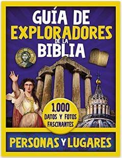 Guía de exploradores de la Biblia, personas y lugares (tapa dura) [Libro de Niños]