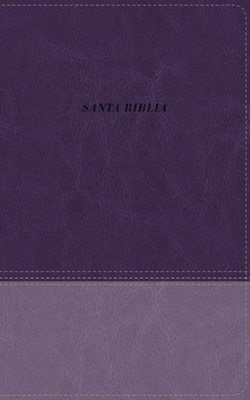 LBLA Santa Biblia Ultrafina (Imitacion Piel ) [Biblia]