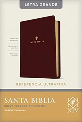 Santa Bilbia NTV (Rustica Tipo Cuero) [Biblia]