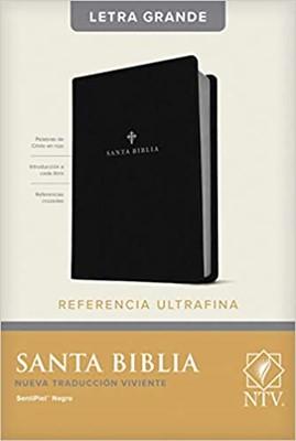 Santa Biblia NTV (Genuine Leather) [Biblia]