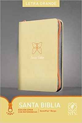 Santa Biblia NTV (Cubierta con cierre) [Biblia]