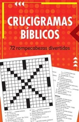 Crucigramas Bíblicos (Rústica) [Libro]
