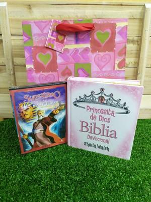 Princesita de Dios + DVD Super Libro + Funda de Regalo Grande