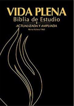 Biblia RVR1960 Vida Plena (Rustico) [Libro]