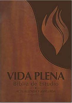 Biblia Vida Plena RVR1960 (Rustica) [Biblia de Estudio]