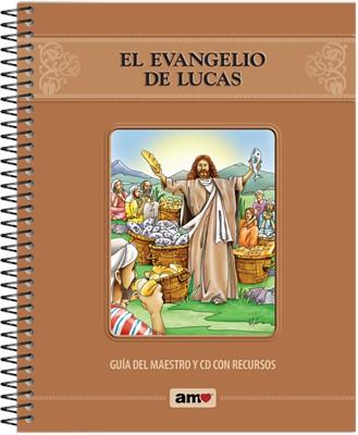 El Evangelio de Lucas (Rústica) [Escuela Dominical]