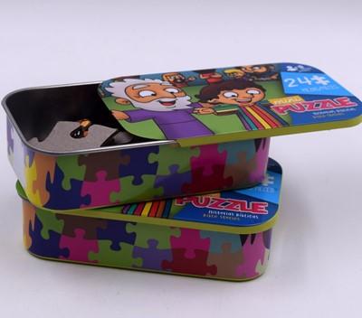 Mini Rompecabezas - José (Caja Metálica) [Miscelánea]