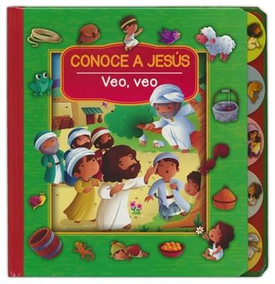 Conoce a Jesús (Tapa Dura) [Libro]