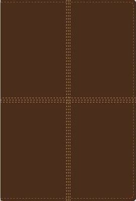 Bilingüe RVR60/NVI (Imitación Piel - Café) [Biblia]