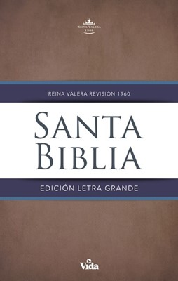 RVR60 Letra Grande (Tapa Dura) [Biblia]