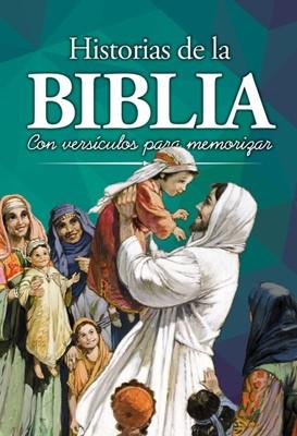 Historias de la Biblia (Tapa Dura) [Libro]