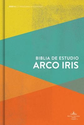 RVR60 Arcoiris Multicolor (Tapa Dura) [Biblia de Estudio]