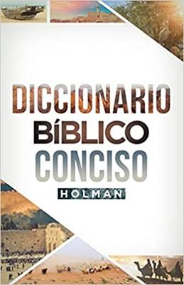 Bíblico Conciso (Tapa Dura) [Diccionario]
