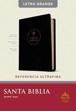 RVR60 Letra grande Ultrafina con Referencias (Imitación Piel) [Biblia]
