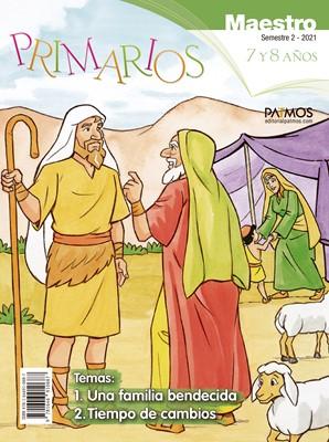 Una Familia Bendecida / Tiempo de Cambios (Rústica) [Escuela Dominical]