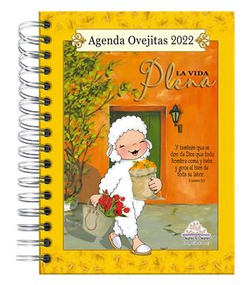 Ovejitas 2022 - La Vida Plena (Tapa Dura) [Agenda]