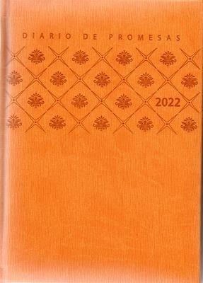 Diario de Promesas 2022 (Imitación Piel) [Agenda]
