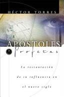 APOSTOLES Y PROFETAS [Libro]