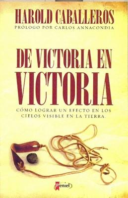 DE VICTORIA EN VICTORIA  BOLSILLO (Rústica) [Libro]