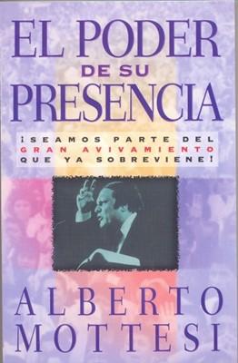 PODER DE SU PRESENCIA BOLSILLO [Libro]