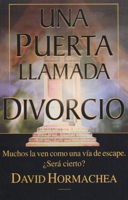 UNA PUERTA LLAMADA DIVORCIO [Libro]