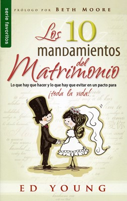 10 MANDAMIENTOS DEL MATRIMONIO BOLSILLO (Rústica) [Libro]