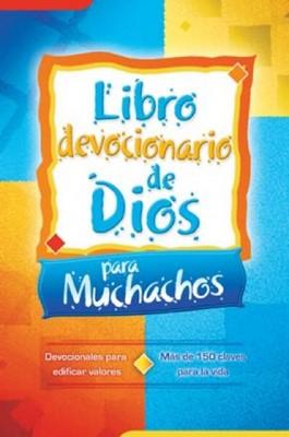LIBRO DEVOCIONARIO MUCHACHOS (Rústica) [Libro]