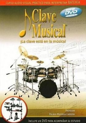 Clave Musical curso Batería [DVD]