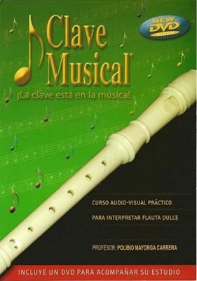 Clave Musical curso Flauta Dulce [DVD]