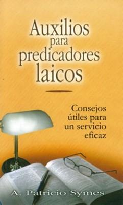 AUXILIO PARA PREDICADORES LAICOS BOLSILLO (Rústica) [libro de bolsillo]