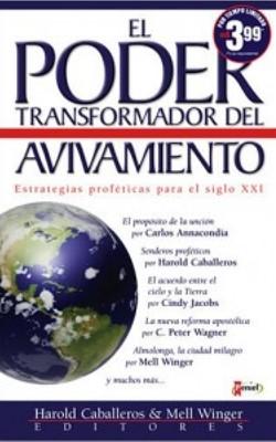 PODER TRANSFORMADOR DEL AVIVAMIENTO - BOLSILLO [Libro]