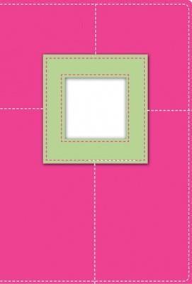 Biblia G3 NVI Tonos Rosado-Verde (Imitación Piel) [Biblia]