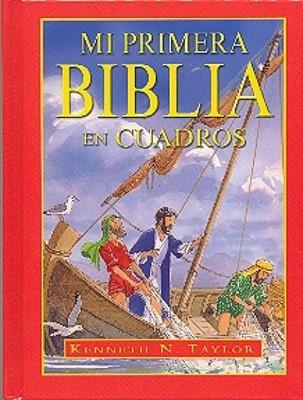 Mi Primera Biblia En Cuadros [Libro]