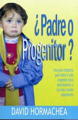 PADRE O PROGENITOR BOLSILLO (Rústica) [Libro]