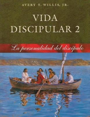 VIDA DISCIPULAR 2 PERSONALIDAD DEL DISCIPULO (Rústica) [Libro]