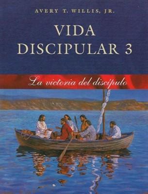 VIDA DISCIPULAR 3 VICTORIA DEL DIOS (Rústica)