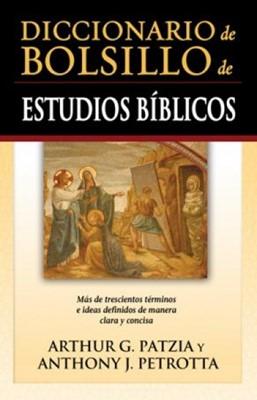 DICCIONARIO DE BOLSILLO DE ESTUDIOS BIBLICOS [Libro]