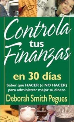 CONTROLA TUS FINANZAS EN 30 DIAS BOLSILLO (Rústica) [Libro]