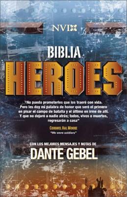 B HEROES NVI  TD GEBEL (Tapa Dura) [Biblia]
