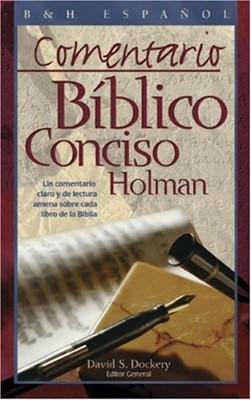 COMENTARIO BIBLICO CONCISO HOLMAN (Tapa Suave) [Libro]