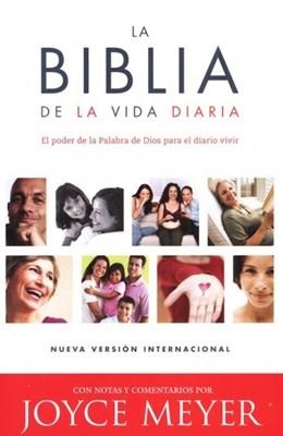 B VIDA DIARIA RVR60  TD JOYCE MEYER (Tapa Dura) [Biblia]