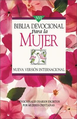B DEVOCIONAL MUJER NVI RUSTICA ROSADA (Rústica) [Biblia]