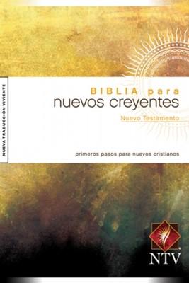 Biblia Para Nuevos Creyentes (Nuevo Testamento) (Rústica) [Biblia]