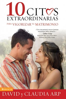 10 Citas Extraordinarias (Rústica) [Libro]