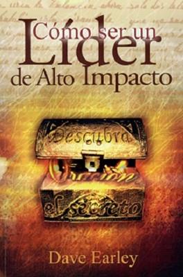 COMO SER UN LIDER DE ALTO IMPACTO  BOLSILLO [Libro]