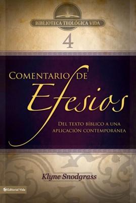 BTV 04 COMENTARIO DE EFESIOS (Rústica) [Libro]