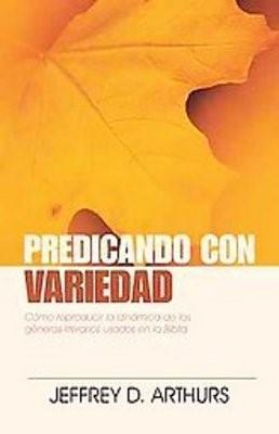 PREDICANDO CON VARIEDAD [Libro]