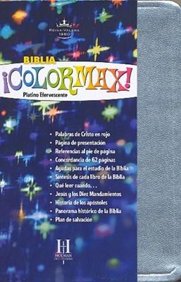 Biblia Colormax Plata (Flexible) [Biblia]