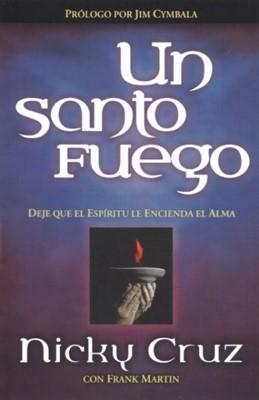 Un Santo Fuego [Libro]