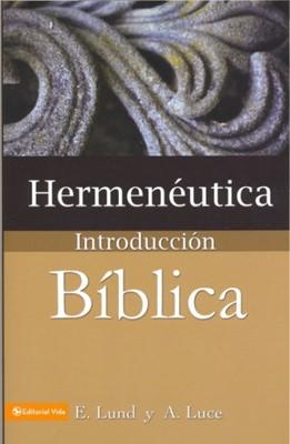 HERMENEUTICA INTRODUCCION BIBLICA [Libro]